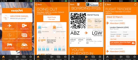 easyjet mobile boarding pass 4 problems using a mobile boarding pass solved