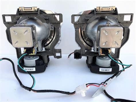 2x oem hid headlight bi xenon d1s light bulb projectors w