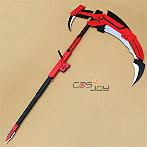 miss k l replica rwby ruby crescent rose the high velocity sniper scythe