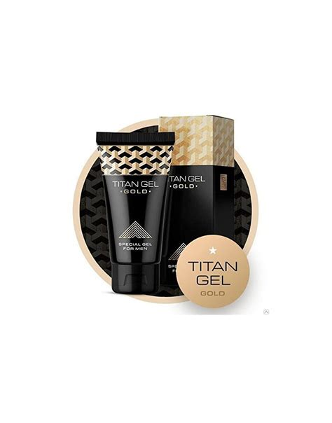 titan gel gold original product