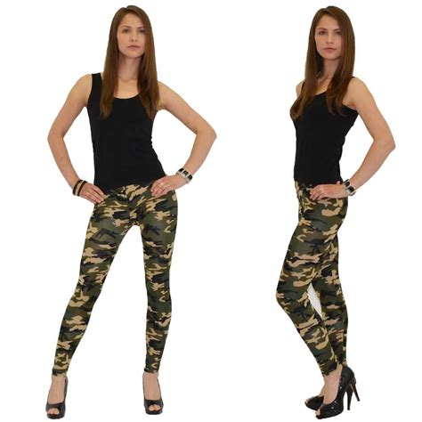 Original Longch Fantaisie Camouflage Size S legging militaire camouflage