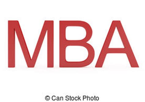 Mba Acronym Finder by Masters Business Administration Stock Illustrations 207