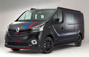 Renault Trafic Sport Renault Trafic Gets Sporty Quot Formula Edition Quot In The