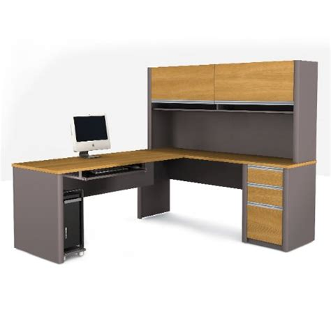 Desk With Hutch Cheap L Shaped Desk With Hutch December 2011 If Finding The Best Cheap L Shaped Desk With Hutch Our
