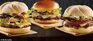 Make Gourmet Tasting Meals From The 99 Cent Store by Mcdonald S Tests Create Your Own Gourmet Burger Menu In
