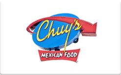 Chuy S Gift Card Balance - sell chuy s gift cards raise