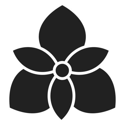 orchid flower icon transparent png svg vector
