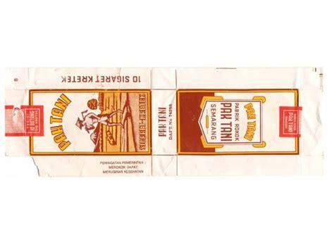 Tembakau Cap Jangkarbako Jangkar Kuning redavell rokok pak tani