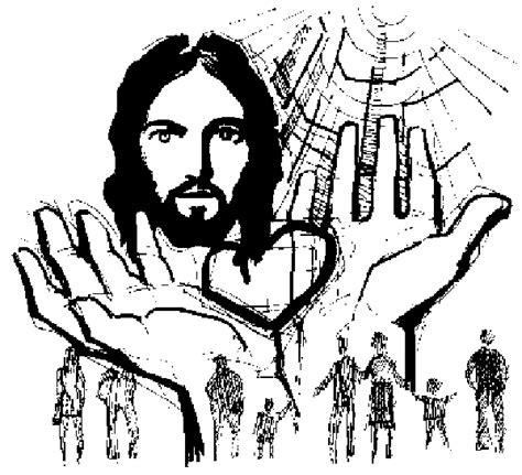 imagenes catolicas en blanco y negro jesus en blanco y negro taringa
