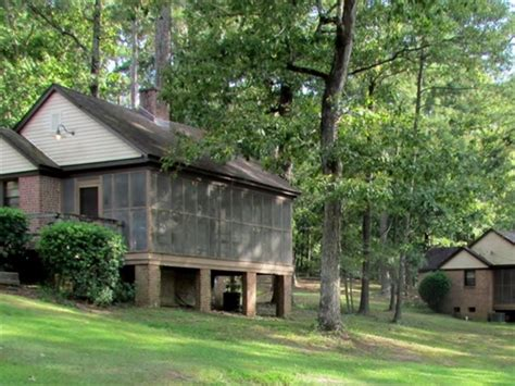 Percy Quin Cabins cabin rentals at percy quin state park pike county ms