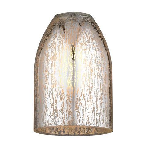 glass dome l shade mercury bowl dome glass shade gl1039d destination