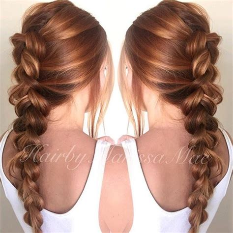 hairstyles with brown copper light brown stripes 45 light brown hair color ideas with highlights and lowlights