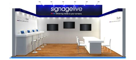 format absen meeting signagelive to showcase new smart signage software
