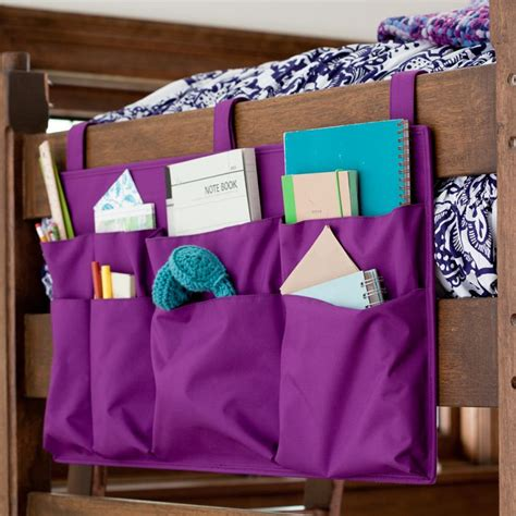 Bunk Bed Organizer Home Sweet Home End Of Bed Storage