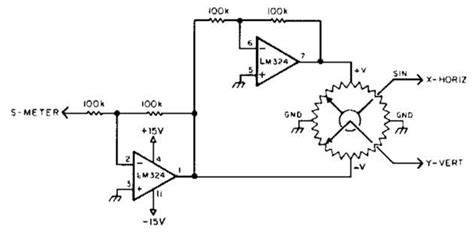 video pattern generator ic direction finder circuit automation circuits next gr