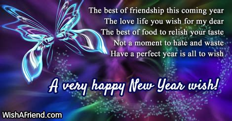 best new years sentiments new year sayings