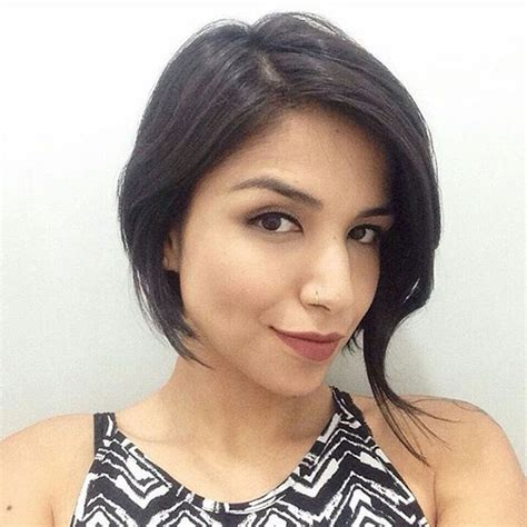 chin length asymmetrical hairstyles 46 best bobs images on pinterest short hairstyle chin