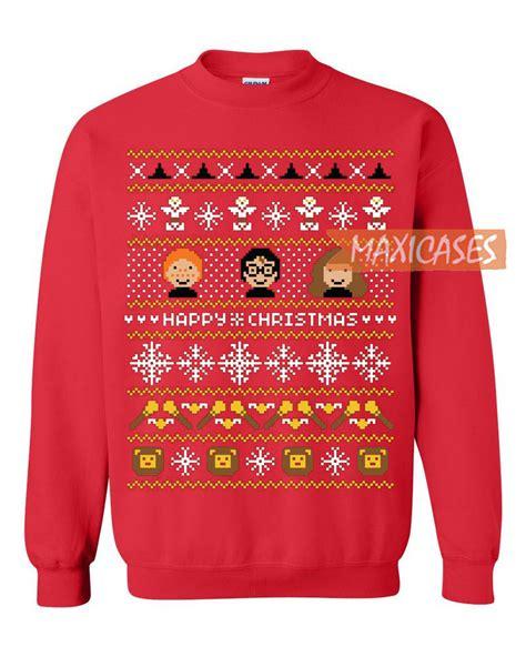 Jaket Sweater Hogwarts sweater harry potter sweater patterns
