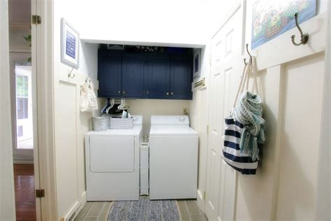 small laundry room and mudroom reveal craftivity designs