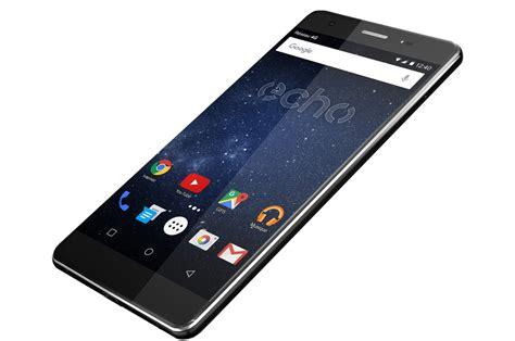 mobile telephone smartphone echo noir 4286634 darty