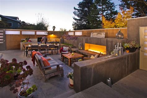 barbecue patio home design ideas and pictures