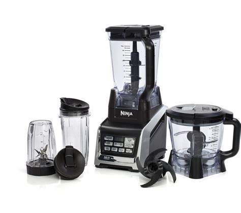 ninja kitchen appliances buy ninja nutri bl682uk complete kitchen system black