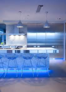 Modern Kitchen Lighting Fixtures Ultra Modern Kitchen Design With Led Lighting Fixtures
