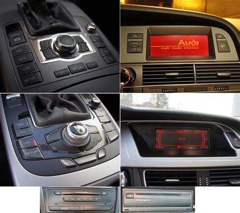 Audi Mmi Basic Plus by Vilket Audi Multimedia Interface Mmi Har Jag