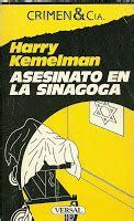 leer libro one fine day the rabbi bought a cross en linea para descargar mis detectives favorit s david small harry kemelman