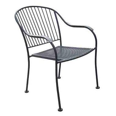 Wrought Iron Chairs Outdoor by Chelsea Outdoor Wrought Iron Chair Sam S Club