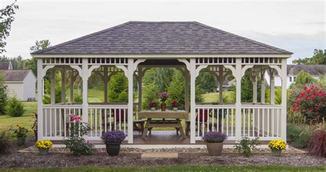 12 x 20 gazebo rectangle gazebo 12 x 20 foot