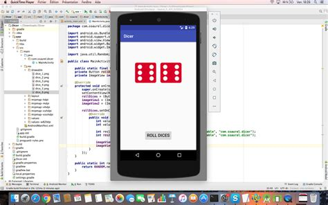 android tutorial notes learn to create a roll dice game on android all for