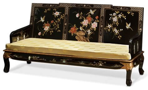 asian sofa furniture hand painted grand imperial sofa couch asian sofas