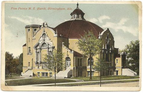 Birmingham Alabama Birth Records Birmingham Alabama In Photos Postcards