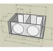 25  Best Ideas About Subwoofer Box Design On Pinterest Diy