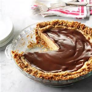 taste of home peanut butter pie easy peanut butter pretzel pie recipe taste of home
