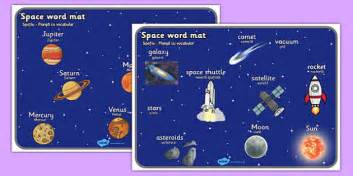 Space Word Mat by Space Word Mat Translation Space