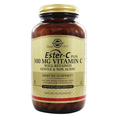 Vitamin Ester C Plus ester c plus vitamin c 500 mg 250 vegetarian capsules vitma