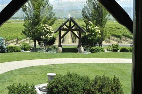 wedding venues walla walla wedding venue arbor picture of basel cellars estate