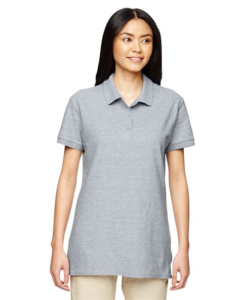 Kaos Polo Gildan Sport Polo Premium Cotton gildan premium cotton pique polo shirt 82800l ebay