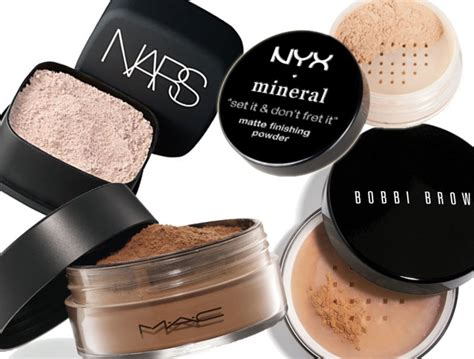 Bedak Nyx Untuk Kulit Berminyak the 4 best colored setting powders based on your