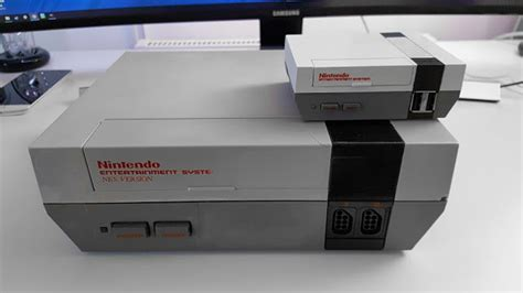 112 nintendo nes mini vs nespi a miniature 3d printed nintendo emulator powered by a raspberry pi