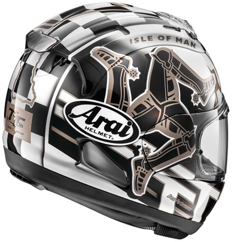 Helmet Arai Limited 953 96 Arai Corsair X Limited Edition 2017 Iom Tt