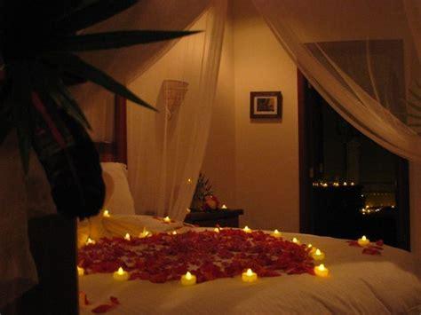 romantic bedroom decoration ideas  wedding night