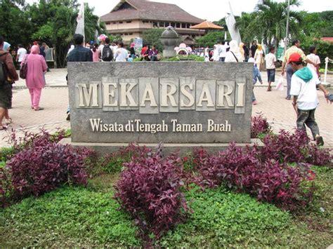 Harga Bibit Nangkadak Mekarsari taman wisata mekarsari taman rekreasi terbaik di bogor