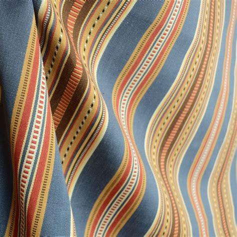 navajo upholstery fabric d2485 navajo 9 denim stripe fabric ebay