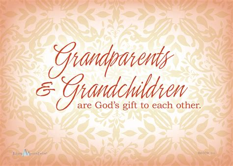 Printable Grandparent Quotes | printable grandparents day quote blue mountain blog