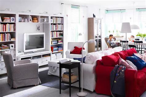 Hemnes Wohnzimmer by Wohnwand Quot Hemnes Quot Mit Tv M 246 Bel Bild 13 Sch 214 Ner Wohnen
