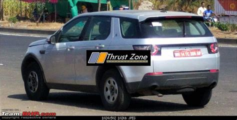 rumour tata motors planning 2 suvs with land rover inputs