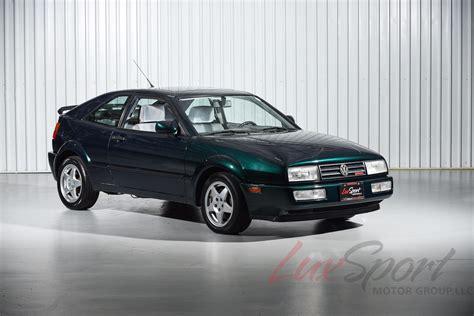 volkswagen corrado 1993 volkswagen corrado slc ebay